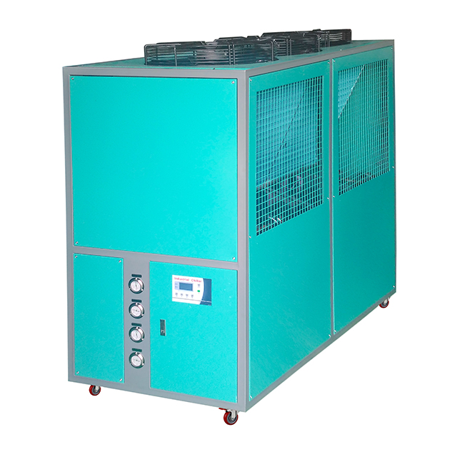 风冷式冷水机制冷压缩机的这些保护器件你都认识吗?