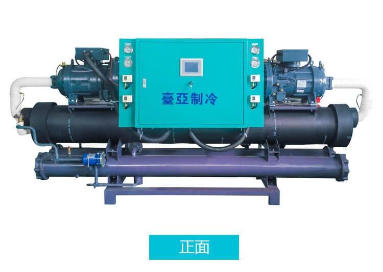 工业冷水机设备可以采用哪些不同的方式进行润滑?