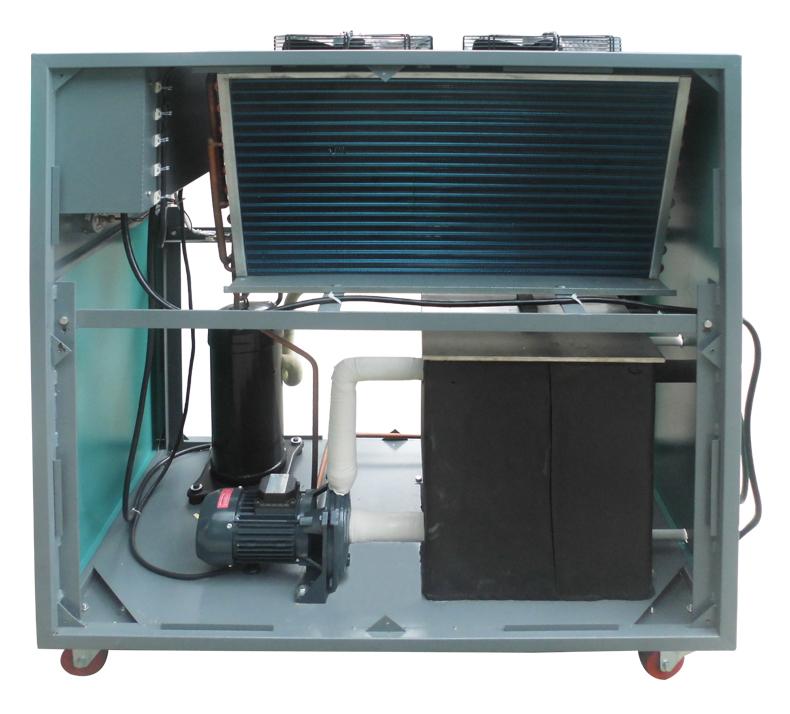 风冷式冷水机5HP