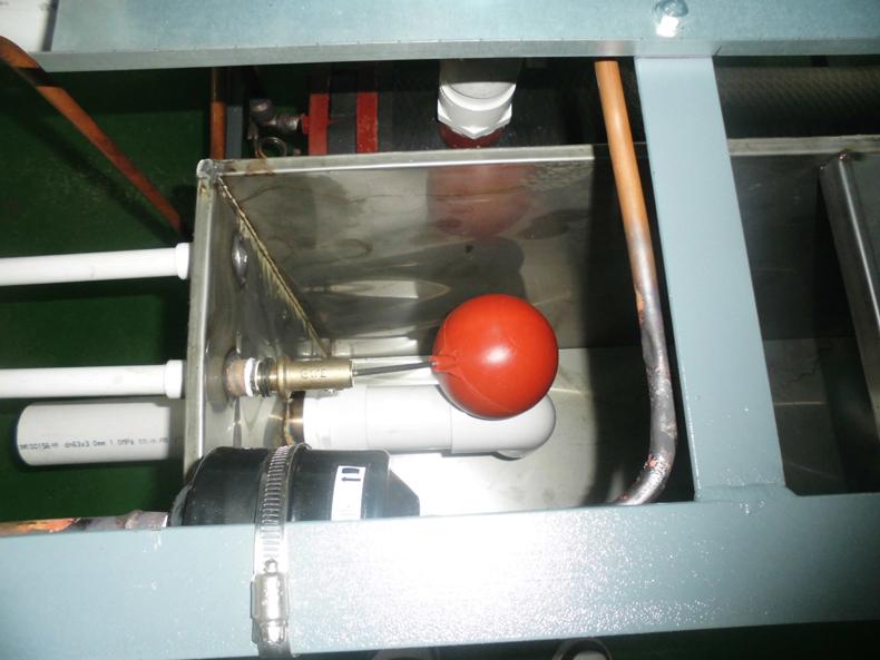风冷式冷水机水箱