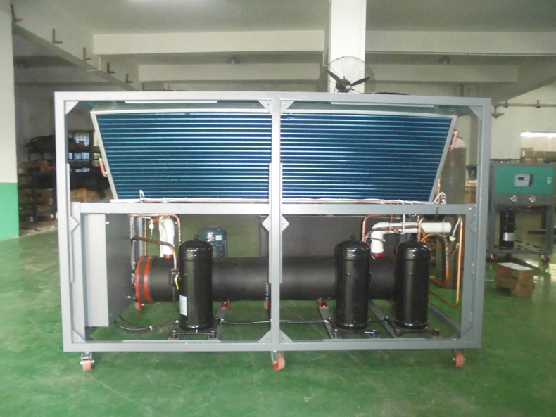 风冷冷水机2